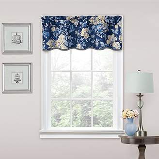 Waverly Traditions by 11467052016IND Forever Yours 52-Inch by 16-Inch Floral Window Valance