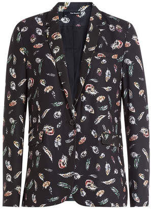 The Kooples Printed Blazer