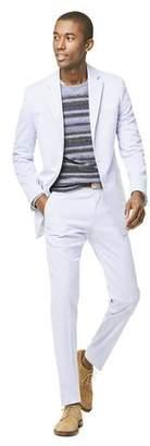 Todd Snyder White Label Fine Corded Cotton Stripe Sutton Suit Jacket in Blue