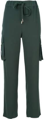 MICHAEL Michael Kors loose fit cargo trousers
