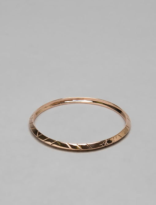 House of Harlow Thin Stack Bangle