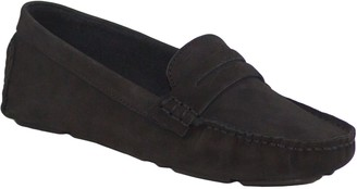 Co Charleston Shoe Suede Loafers - Tradd