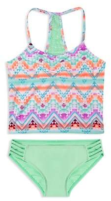 Gossip Girl Girls' Desert Mirage Tankini - Big Kid