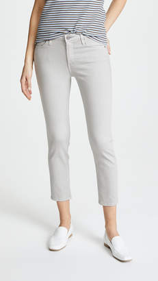 AG Jeans The Prima Crop Sateen Jeans