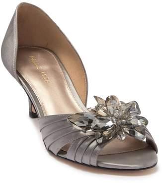 Pelle Moda Luna Satin Sandal