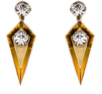 One Kings Lane Gabi Spear earrings