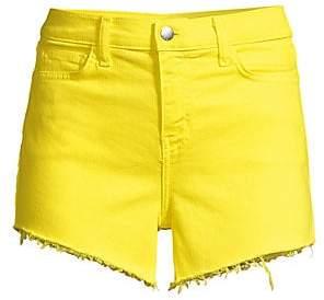 L'Agence Women's Ryland Cut-Off Denim Shorts