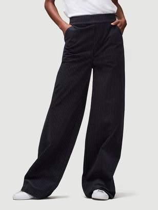 Frame Varigated Wide Leg Pant