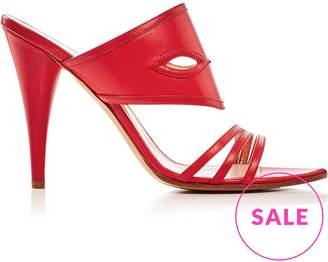 Vivienne Westwood Azalea Masque Heeled Sandals
