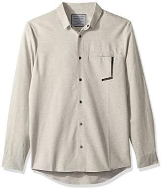 Quiksilver Men's Qtrvl Button Down Shirt