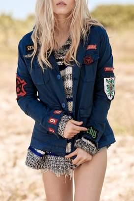 Elan International Jacket With Patches