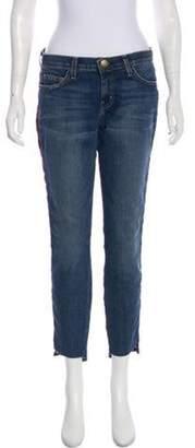 Current/Elliott Mid-Rise Skinny Jeans Mid-Rise Skinny Jeans
