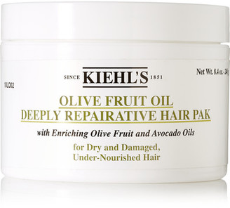 Kiehl's Since 1851 - Olive Fruit Oil Deeply Repairative Hair Pak, 240g - one size $25 thestylecure.com