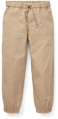 Ralph Lauren Cotton Jogger Pants, Size 5-7