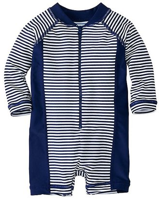 Baby Swimmy Rash Guard Baby Suit $36 thestylecure.com
