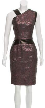 Sophie Theallet Wool & Silk-Blend Dress