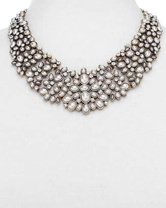 "BaubleBar Kew Collar Statement Necklace, 16"""
