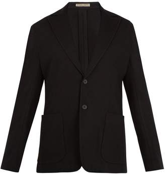 Bottega Veneta Notch-lapel cashmere blazer