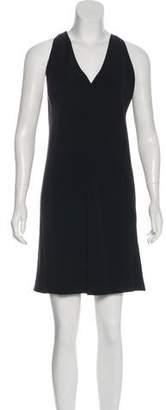 Rick Owens Mini Sleeveless Dress