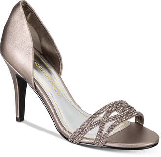 Caparros Irina Embellished Evening Pumps