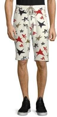 Antony Morato Star-Print Shorts