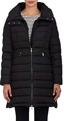 Moncler Women's Flammette Down-Quilted Coat
