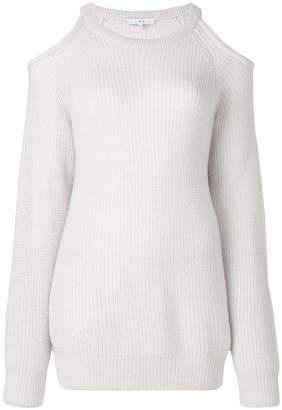 IRO Lineisy cutout jumper