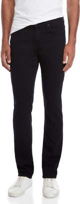 7 For All Mankind Black Slimmy Jeans