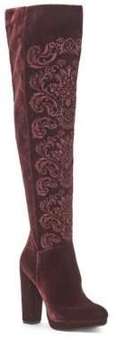 Jessica Simpson Grizella Velvet Boots