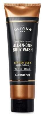 Olivina Ginger Beer All-in-One Body Wash