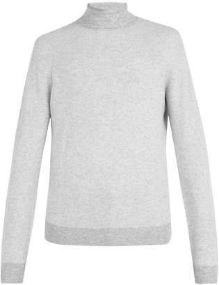 Ermenegildo Zegna Cashmere roll-neck jumper