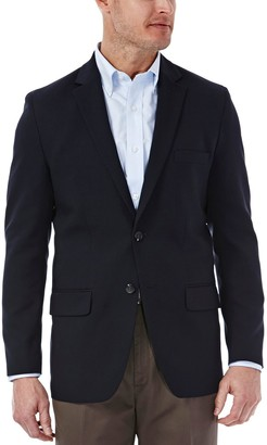 Haggar Men's In Motion Tailored-Fit Blazer