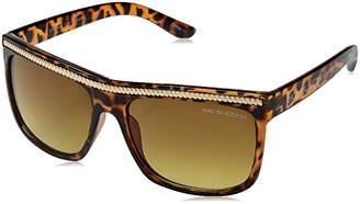 Big Buddha Women's Stella Square Sunglasses