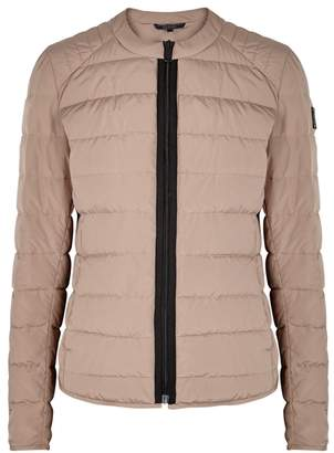 Belstaff Hamford Quilted Shell Jacket