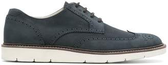 Hogan lace up brogue