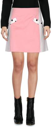 Moschino Cheap & Chic MOSCHINO CHEAP AND CHIC Mini skirts