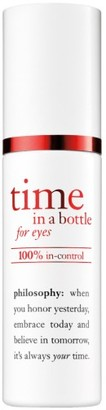 Philosophy Time In A Bottle Eye Serum $65 thestylecure.com