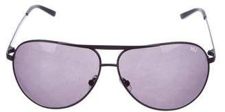 Marc Jacobs Aviator Tinted Sunglasses