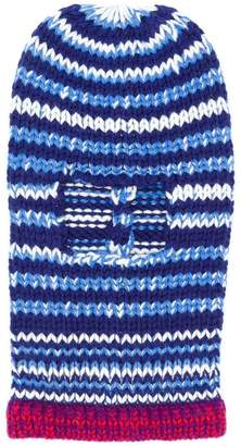 Calvin Klein striped ski mask