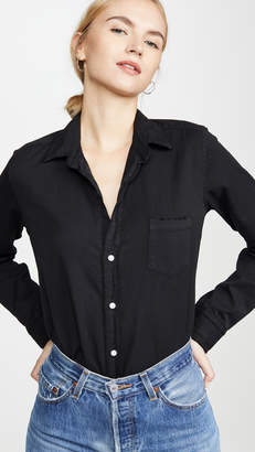 Frank And Eileen Barry Long Sleeve Denim Button Down