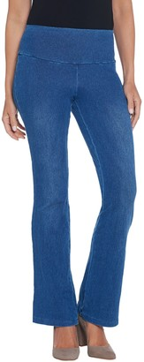 Women With Control Women with Control Regular Prime Stretch Denim Low Bell Jeans