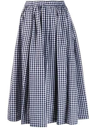 69a595abdbdb Comme des Garcons gingham full skirt