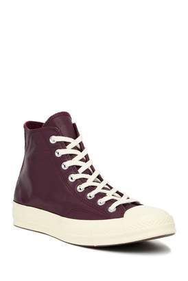 Converse 70 Leather High Top Sneaker (Unisex)