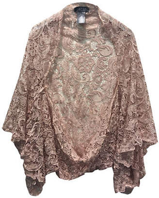 Laundry by Shelli Segal Venise Lace Cocoon Cardigan