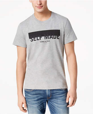 Kenneth Cole New York Men's Graphic-Print T-Shirt