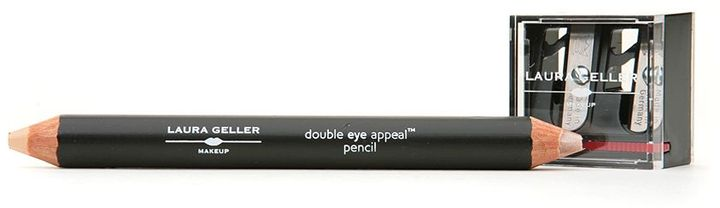 Laura Geller Double Eye Appeal Pencil and Sharpener