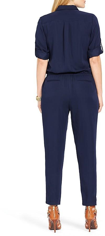 Lauren Ralph Lauren Plus Utility Jumpsuit 2