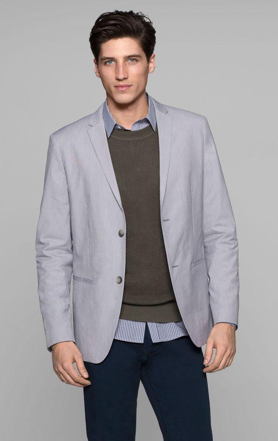 Theory Rodolf Jacket in Shirwin Stretch Cotton