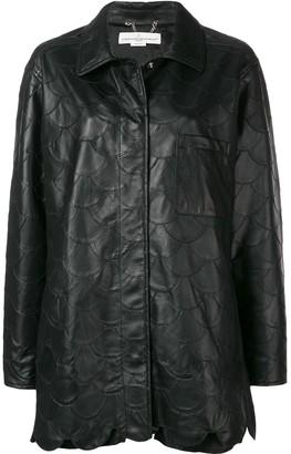 Golden Goose scallop jacket