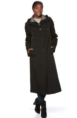 Gallery Women's Long Rain Coat